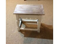 Limed Oak Side Table, Coffee Table