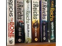 Kathy Reichs books