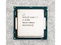 Brand New i7 6700K