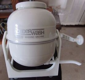 WONDER WASH PORTABLE PRESSURE WASHING MACHINE