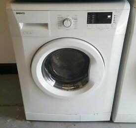 £130 7KG Beko Washing Machine - 6 Months Warranty