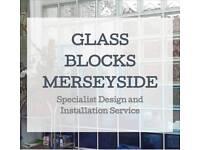 Glass Block Installation Merseyside