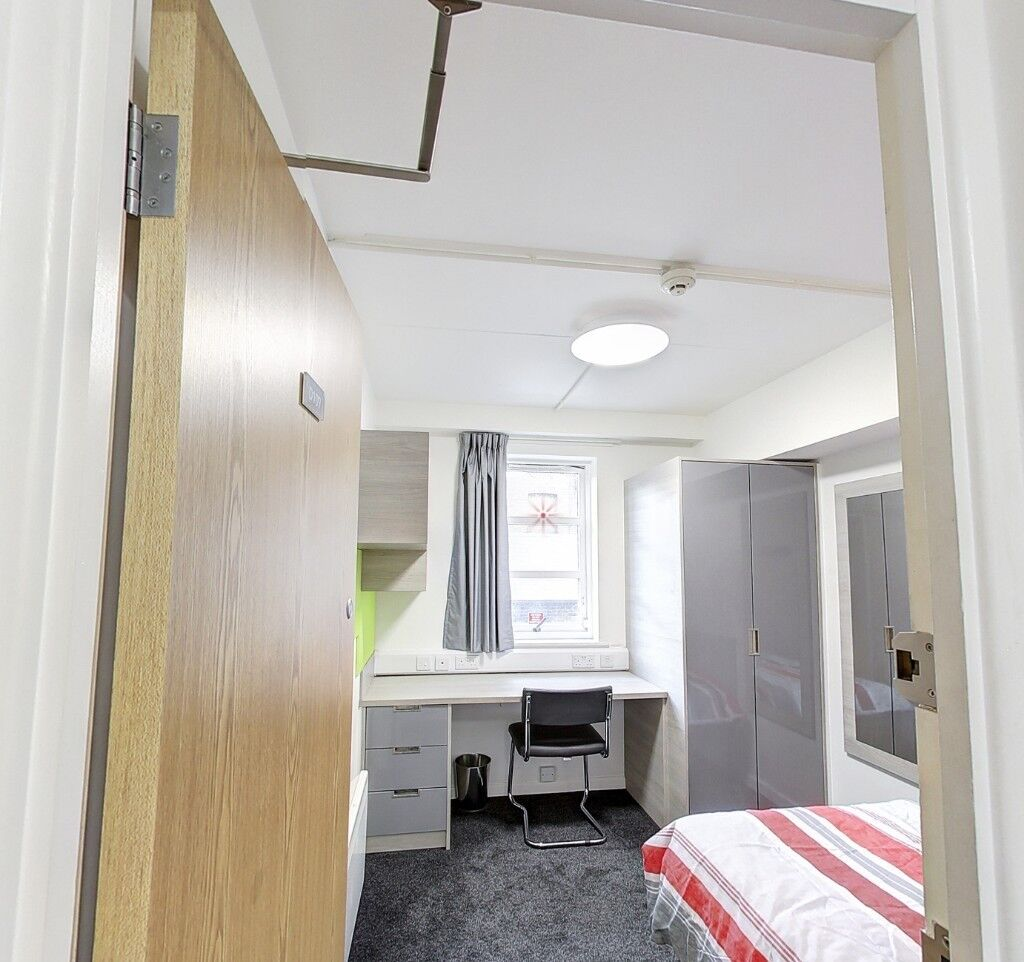 Manchester City Centre Single Room For Rent. 5 mins walk to Manchester  Piccadilly or Oxford