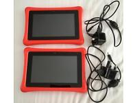 Children's 'Nabi 2' Android tablets.