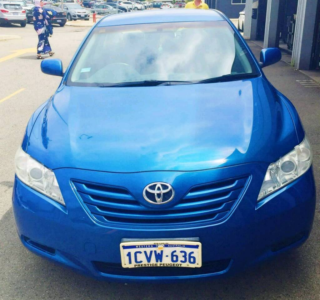 toyota camry 2008 | in perth, perth and kinross | gumtree