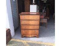 ** VINTAGE CHEST OF DRAWERS **