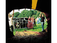 Hot Air Balloon Crew - fancy doing something different this summer?