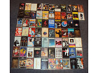 casette tape collection good condition
