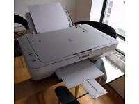 Canon PIXMA MG2450 All-in-One Printer, Scanner, Copier