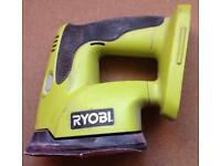 Ryobi CCC1801M 18volt cordless palm sander