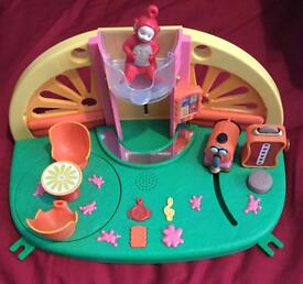 Teletubbies Dome Play set with light and sound 🔊 Effects