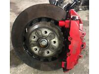 Audi Rs3 8v.5 full set brake callipers with disks available call for any parts