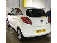 13 Plate FORD KA HATCHBACK - 1.2 Zetec 3dr [Start Stop]