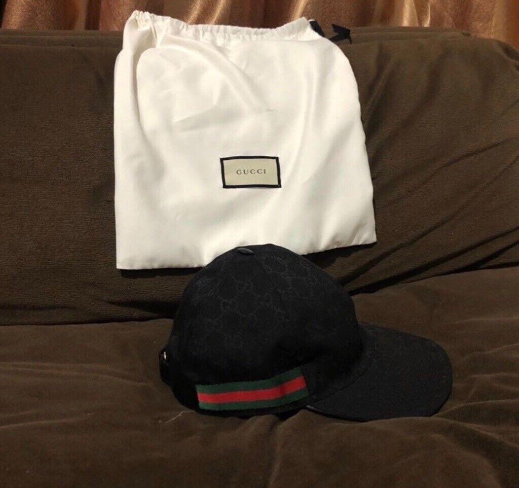 82106556 New Gucci men's baseball cap size L   in Sutton Coldfield, West ...