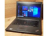Lenovo ThinkPad L450 Core i5-5200U, 8GB ram ,500gb hdd
