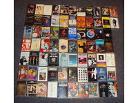 casette tape collection