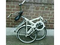 Raleigh Compact Folding Bike