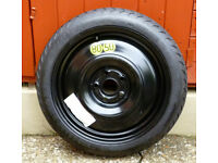Toyota Auris Space saver tyre new unused