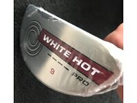 Odyssey White Hot Pro 2 Putter - Brand new