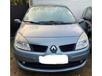 Renault scenic 7 seats diesel 2007