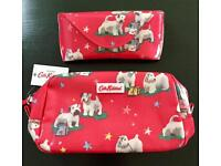 Catch Kidston Makeup & Glasses Case