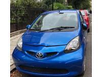 **Quick Sale** 2010 Toyota Aygo Blue Vvt-I 5 Drs