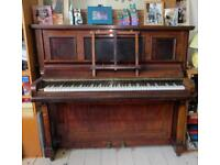 Free Upright Piano - Russell & Russell