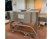 ITALFORNI PESARO TSC TUNNEL ELECTRIC STONE DECK CONVEYOR PIZZA OVEN 32 Inches