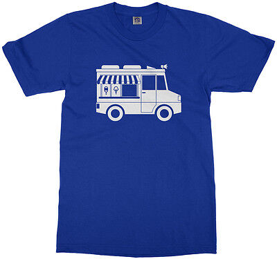 Ice Cream Themed Birthday Party (Ice Cream Truck Youth T-Shirt Cute Birthday Party Theme)