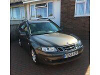 Saab 9-3 1.9TiD [150] Vector SportWagon 6speed Manual Diesel Low miles, History, Excellent condition