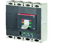 NEW ABB SACE CIRCUIT BREAKER T6N 800 PR221DS-LS/I In 4 pole 800A 1SDA060273R1