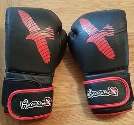 Hyabusa boxing gloves