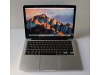 Macbook Pro 13'3inch 512GB SSD 3.1 GHz Intel Core i7 Force Touch Intel Iris Graphics 6100 1536 MB