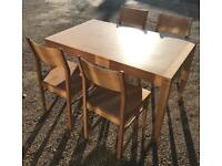 JOHN LEWIS Table and Chair set
