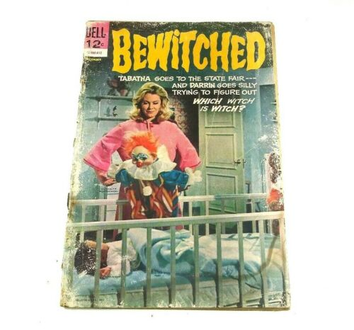 Dell BEWITCHED #7 December 1966