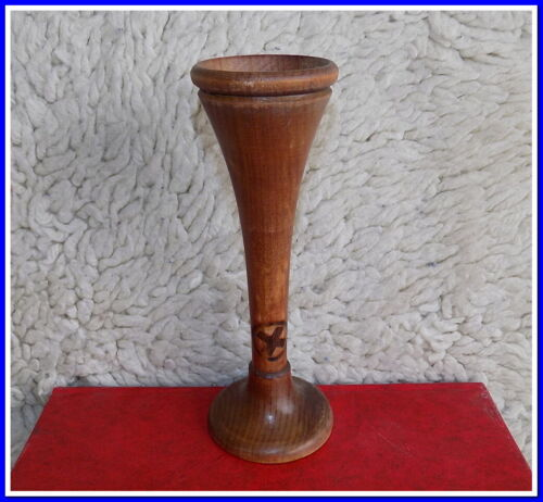 Vintage Old Medical Doctor Tool~Wood Stethoscope~Gift for DOC