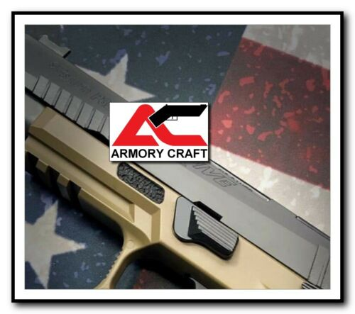Armory Craft SIG P320 SPORT TAKE DOWN LEVER THUMB REST GRIP GAS PEDAL X5 320 X-5