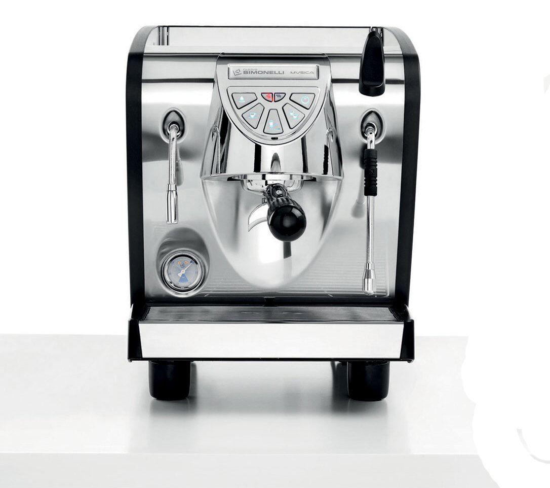 Nuova Simonelli Musica Espresso & Cappuccino Coffee Machine