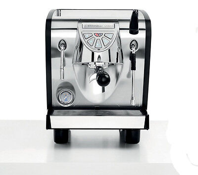 Nuova Simonelli Musica Espresso Coffee Machine Maker Automatic Shot Control 220v