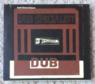 DUB SPECIALIST - DUB CD (REGGAE STUDIO ONE HORACE ANDY JACKIE MITTOO) NEARLY NEW