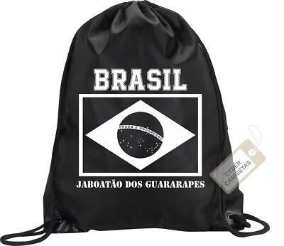 BACKPACK BAG JABOATAO DOS GUARARAPES BRAZIL GYM HANDBAG SPORT  comprar usado  Enviando para Brazil