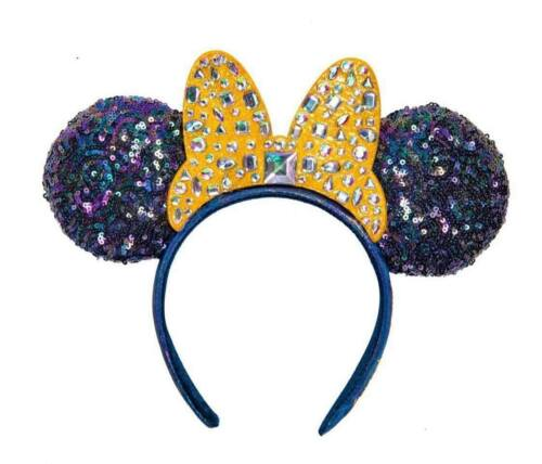 (PRE-ORDER) WDW 50th Anni Minnie Mouse Celebration Collection Ear Headband (NWT)