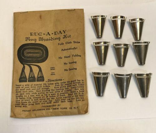 Vintage Rug A Day  Rug Braiding Kit