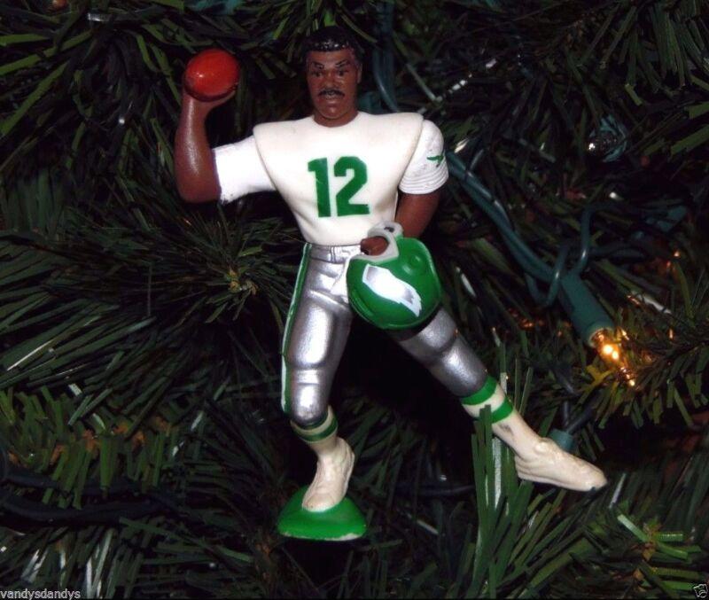 randall CUNNINGHAM philadelphia EAGLES football NFL xmas ornament HOLIDAY jersey