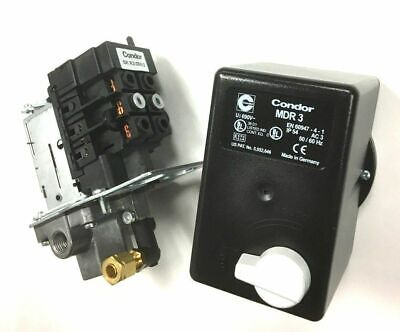 Air Compressor Motor Starter Pressure Switch 20-30 Amp 5hp Mdr 3 30 Amp L1410t