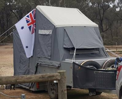 2016 Hardfloor Camper Dartmoor Glenelg Area Preview