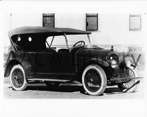 1920-Kissel-Car-Custom-Seven-Passenger-Tourster-Factory-Photo-Ref-52065