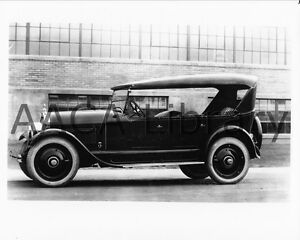 1924 Durant Car, Flint Touring Car #1 @ Factory, Factory Photo (Ref. #39741)