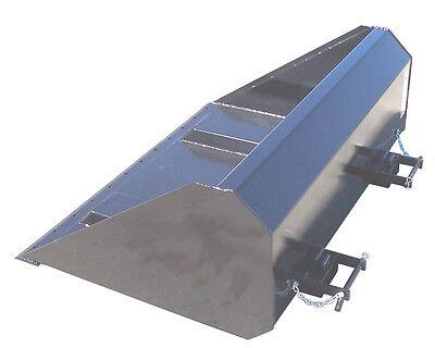 Haugen 96 Fork Slot Bucket Mfsb-96 Telehandler