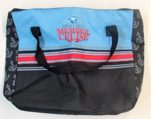 Disney Cruise Line DVC Members Alaska 2015 Cruise Canvas Bag - Brand new